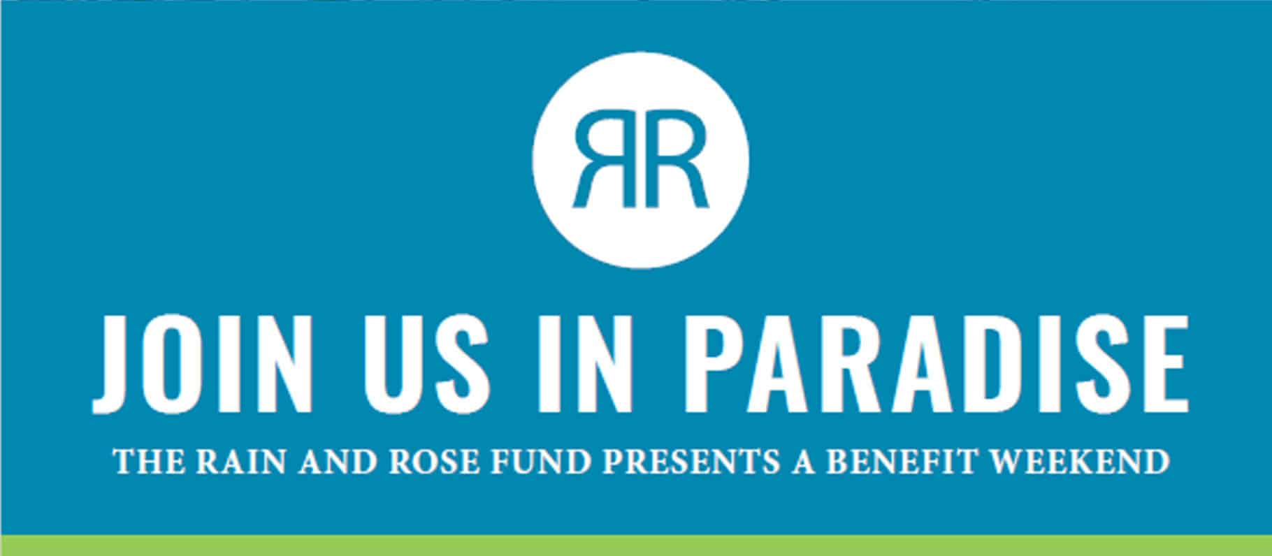 Rain and Rose fund logo